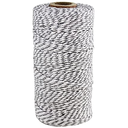 amazon com just artifacts eco bakers twine 110yd 12ply striped