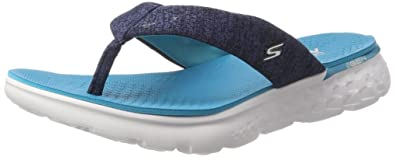 Skechers Women's On-The-Go 400 - Vivacity Flip-Flops Flip-Flops & Slippers at amazon