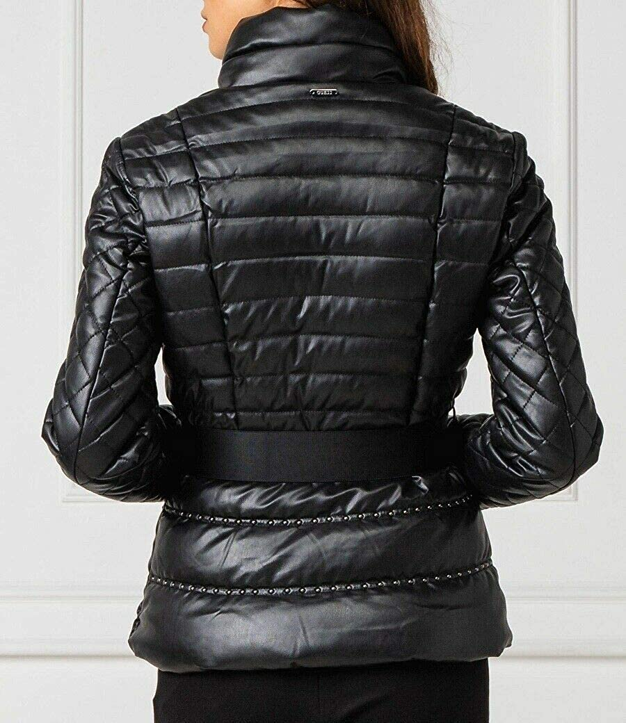Guess Down Jacket Women Black