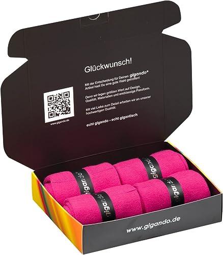 gigando | colorful Baumwoll-Socken | kräftige Farben für Damen und Herren | Hand gekettelt | extra f...