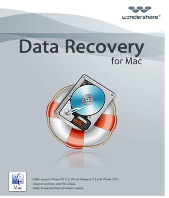 Wondershare Data Recovery for Mac [Download]