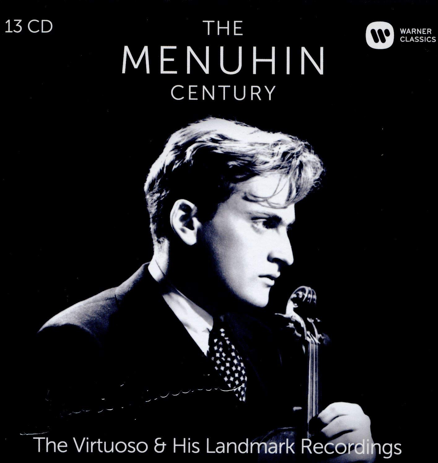 Yehudi Menuhin The Menuhin Century The Virtuoso His Landmark Recordings 13cd Music