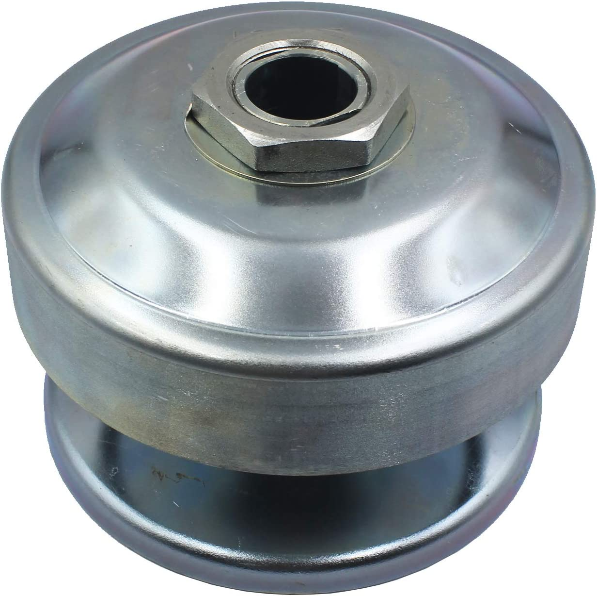"""LAFORMO 1"""" Bore 40 Series Go Kart Torque Converter Driver Pulley Clutch Fits 8-18 hp Engines, Replaces Comet 40D or 40/44 Series Pulleys 203015, for Go Kart and Golf Cart Belt Drives"""