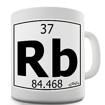Amazon Twisted Envy Periodic Table Of Elements Rb Rubidium