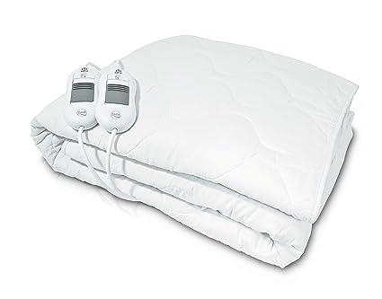 Daga Calientacamas eléctrico Flexy-Heat CMN, Blanca, 150x130