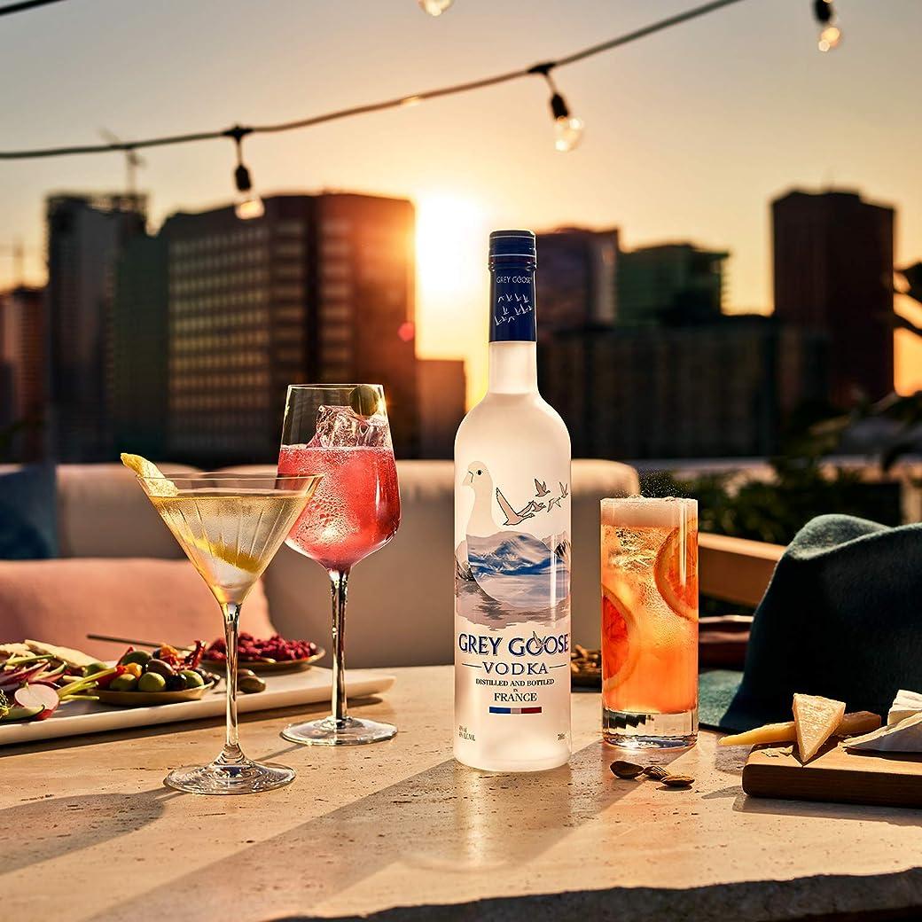 Grey Goose Vodka - uno de los mejores vodka de francia