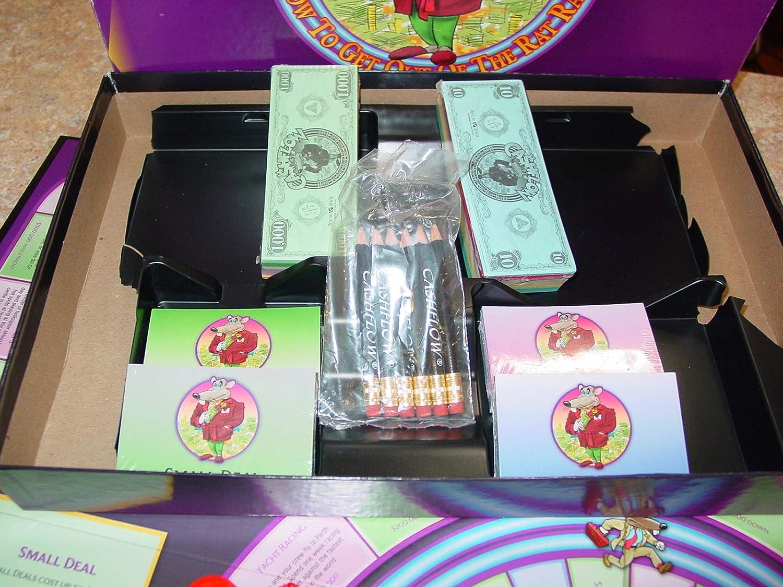 Rich Dad Cash Flow 101 Board Game by Rich Dad: Amazon.es: Juguetes y juegos