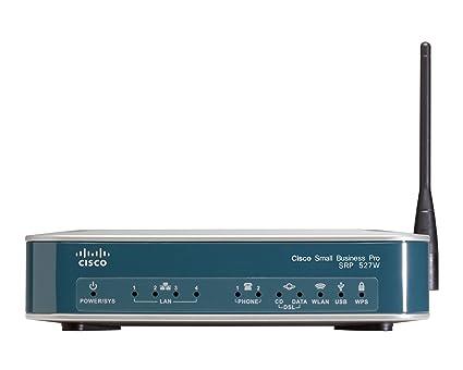 Cisco Small Business SPR500 Series Services Resdy Platform-ADSL2 + Annex A