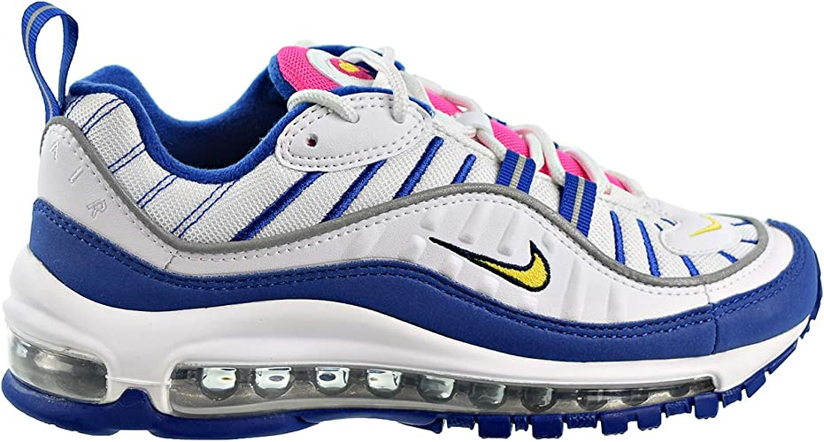 | Nike Air Max 98 (GS) Big Kids Shoes White