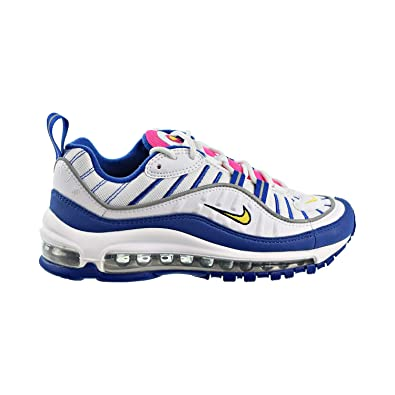 separation shoes b1c1c 4028e Amazon.com | Nike Air Max 98 (GS) Big Kids Shoes White ...