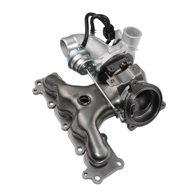 AJ-i4D B4204T7 Ecoboost 2.0L - Turbocompresor AG9N-6K682-AF: Amazon.es: Coche y moto