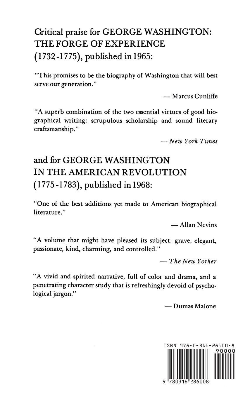 Amazon: George Washington And The New Nation: 17831793  (9780316286008): James Thomas Flexner: Books