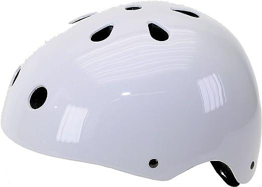 Ventura Freestyle-Inline-BMX - Casco para Bicicleta Urbana: Amazon ...
