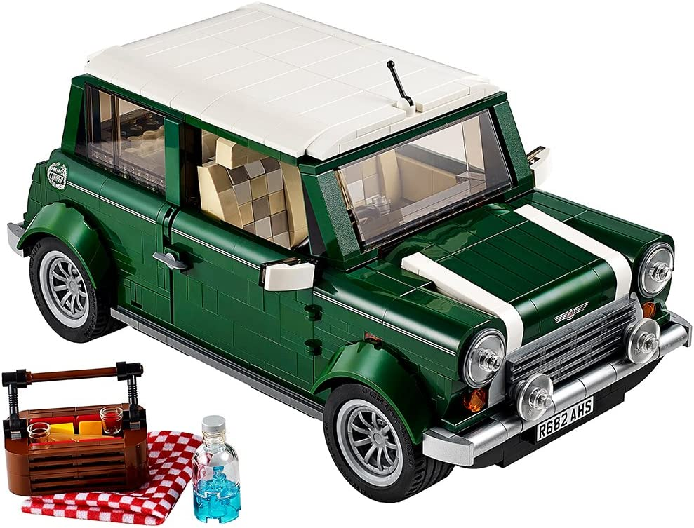 Image result for mini cooper lego