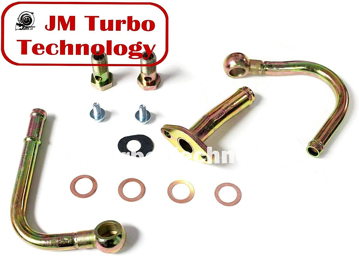 JM Water cooling lines fit Subaru WRX/STI Water line Kits TD06 20G Turbo