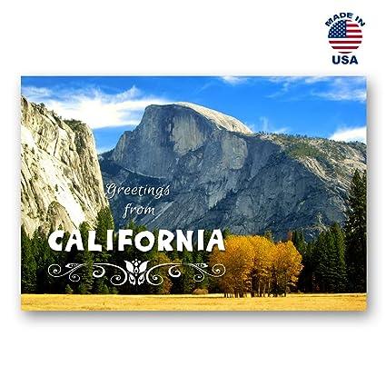 Amazon greetings from california postcard set of 20 identical greetings from california postcard set of 20 identical postcards ca post cards made in m4hsunfo