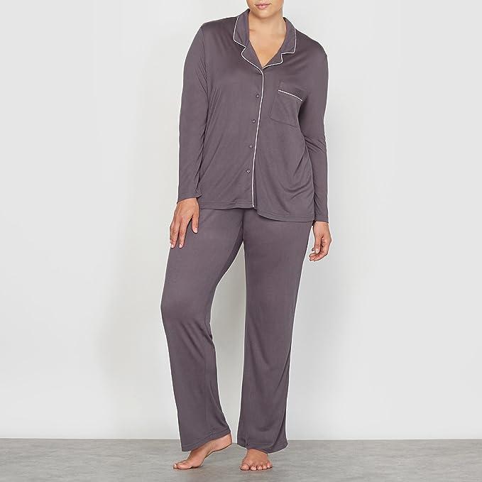 La Redoute - Pijama - para Mujer Antracita 44