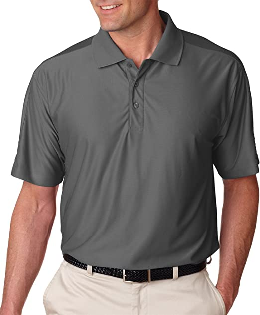 Bulk Discount S A Product of UltraClub Mens Cool /& Dry Elite Performance Polo