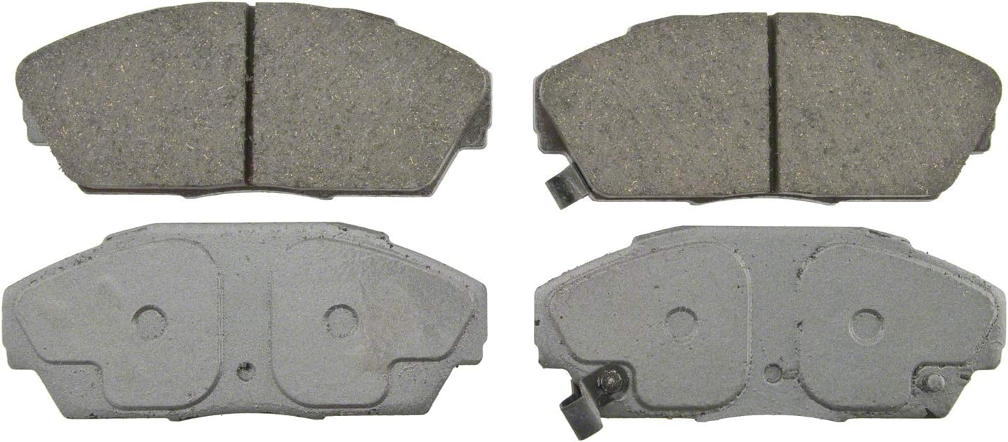 Wagner QC369 ThermoQuiet Ceramic Front Disc Brake Pads