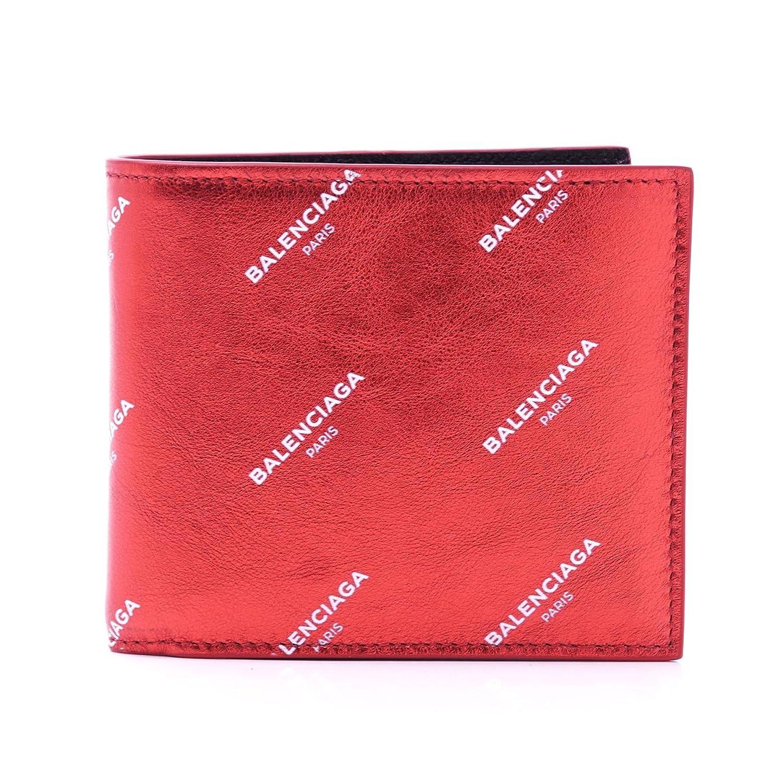 (バレンシアガ) BALENCIAGA 二つ折り 財布 ALL OVER オール オーバー [並行輸入品] B075797RJG