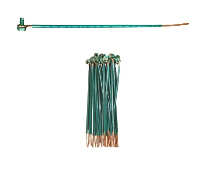 Marvelous Grounding Pigtails With Ground Screws Pack Of 50 Electrical Wiring Digital Resources Ntnesshebarightsorg