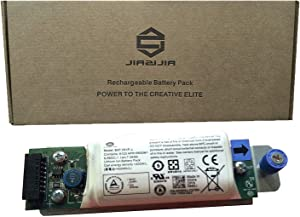 JIAZIJIA BAT 2S1P-2 Battery Compatible with Dell Raid Controller PowerVault MD3200i MD3220i Series Notebook 0668J 0D668J D668J 6.6V 7.26Wh 1100mAh