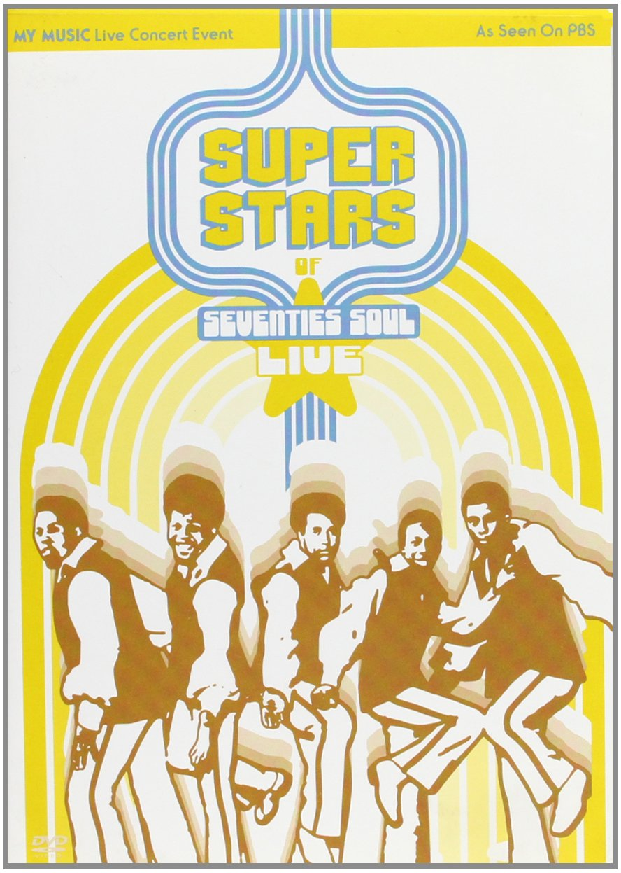 My Music: Superstars of Seventies Soul Live by PBS