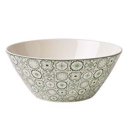 Villeroy & Boch Modern Dining Jade Caro Bol, 1,4 l, Porcelana Premium