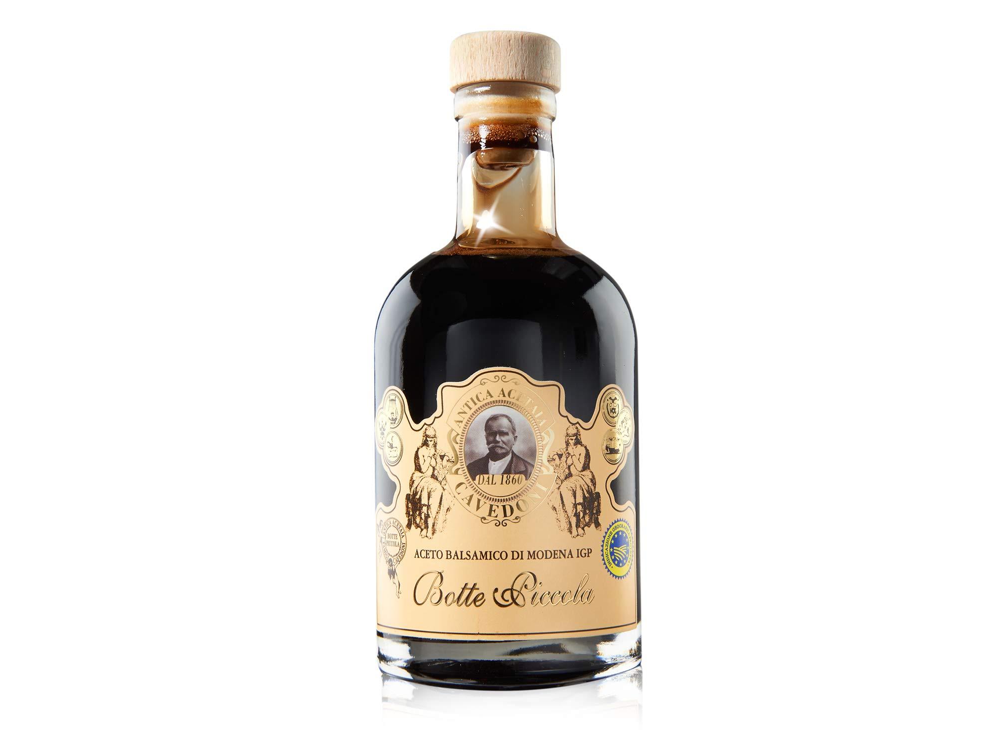 Botte Piccola Balsamic Vinegar IGP, 250ml Bottle by Cavedoni (Image #3)