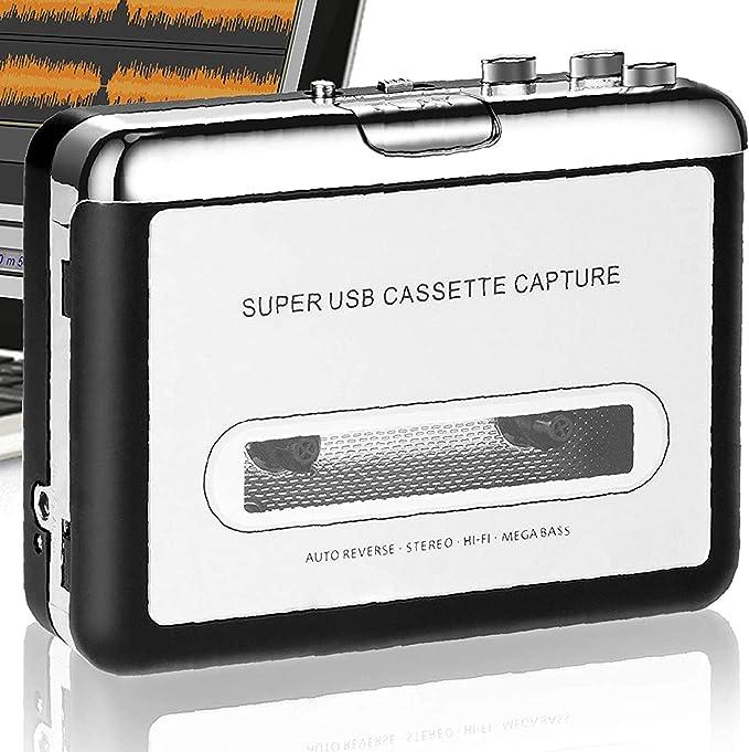 Tragbarer Kassettenspieler Digitallife Kassette Zu Elektronik