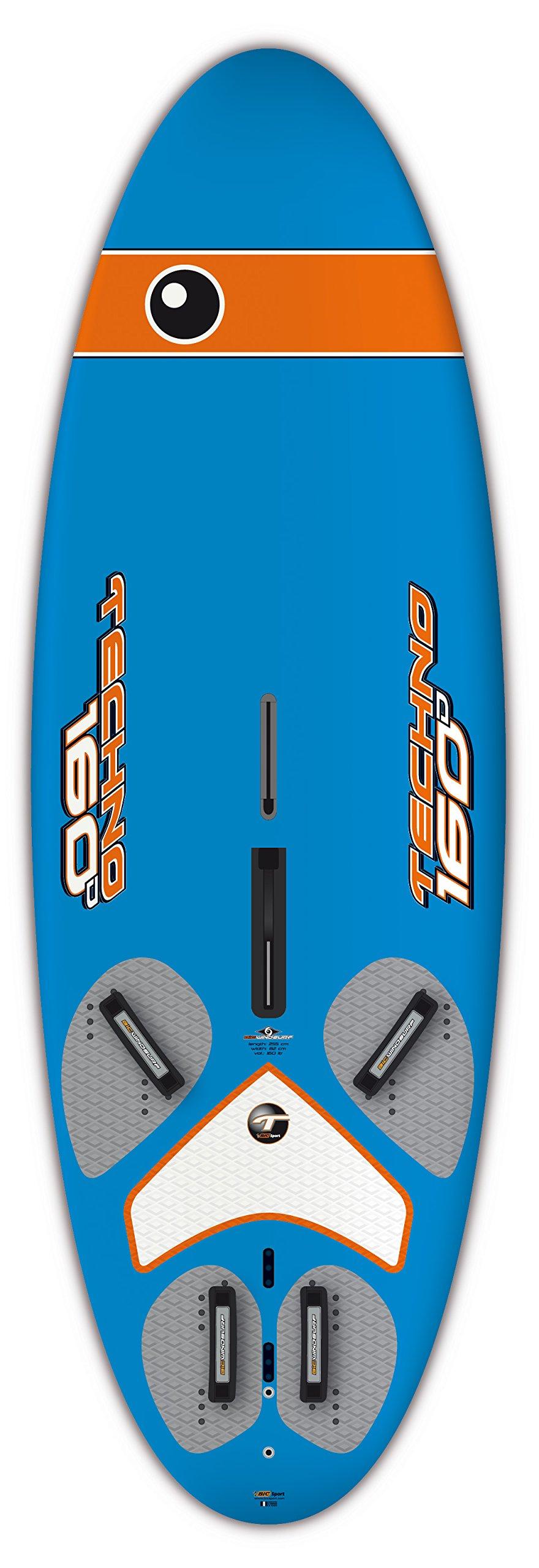 BIC Sport Ace-Tec Techno Wind Surfer Board, 160D, Blue