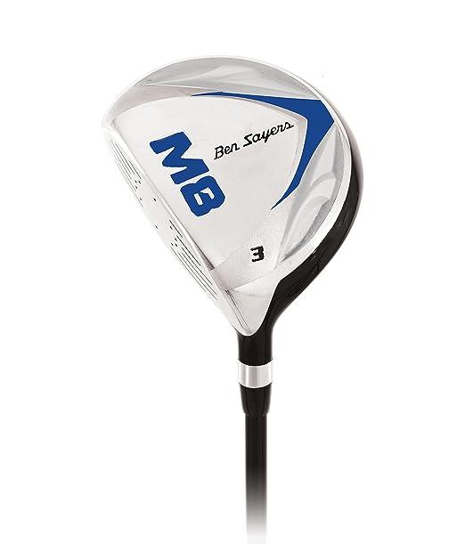 Ben Sayers M8 - Juego Completo de Palos de Golf para Zurdos ...