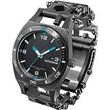 LEATHERMAN(レザーマン) マルチツール 腕時計 TREAD TEMPO(トレッド テンポ) 【日本正規品】 LTJマーク入 [ブラック]