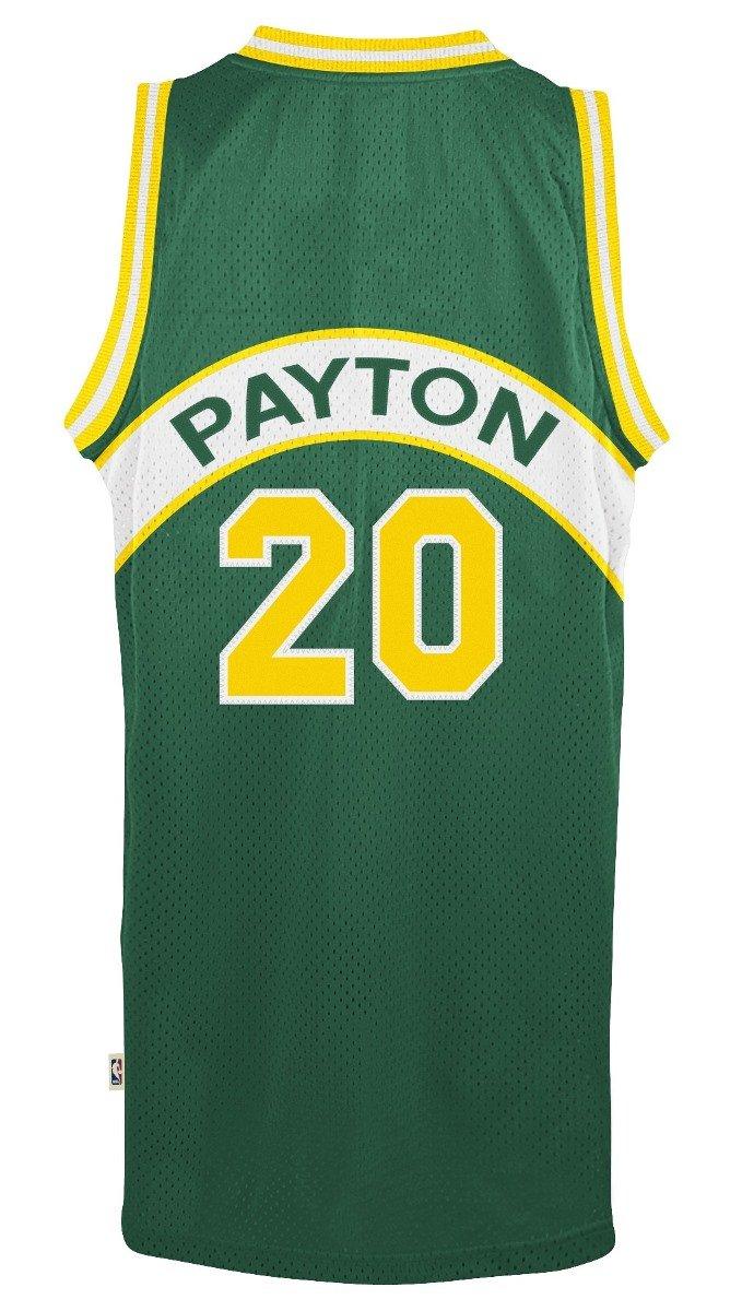 d51363c94 buy gary payton seattle supersonics adidas nba throwback swingman jersey  green b7cc2 a06f2