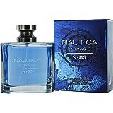 Nautica Voyage N83 by Nautica for Men - 3.4 oz EDT Spray