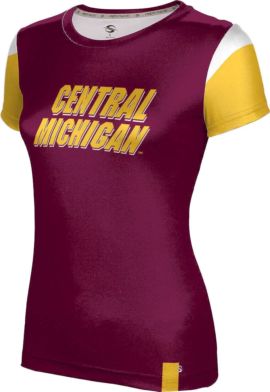 Tailgate ProSphere Central Michigan University Girls Performance T-Shirt