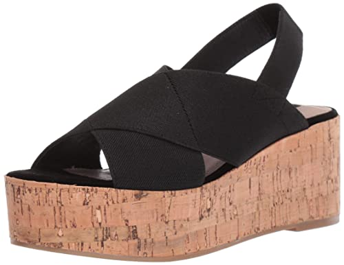 65dc2e45e39 Amazon.com | STEVEN by Steve Madden Women's Caly Wedge Sandal | Sandals