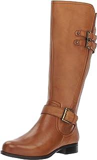 Amazon.com   RALPH LAUREN Women s Maryann Wide-Calf Riding Boot ... fb181333d1a7