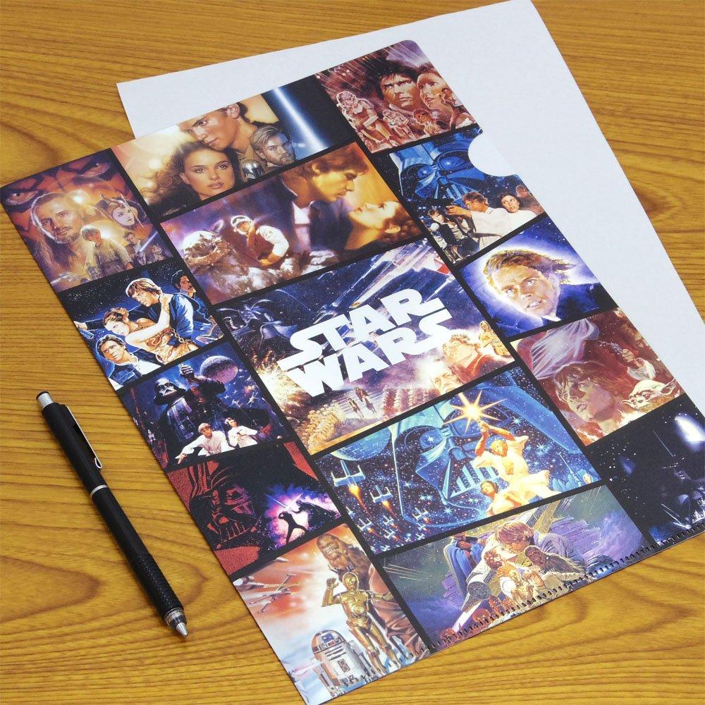 Poster Star Wars ~ Film A4/fichier m/étallique