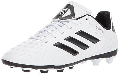 buy popular 2e3fe 14d77 adidas Boys COPA 18.4 FxG J, Whitecore BlackTactile Gold 1
