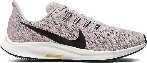 Nike Air Zoom Pegasus, Zapatillas para Correr para Mujer, Rosa ...