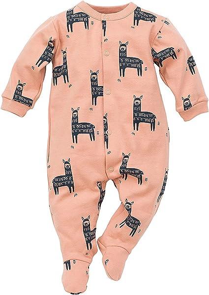 Pinokio - Happy Llama - Pijamas del bebé 100% algodón - Muchachos Unisex niñas Pijamas de una Pieza - Romper - En General Blanca Menta Naranja Turquesa: Amazon.es: Ropa y accesorios