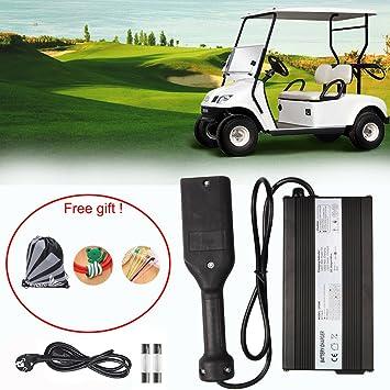 36 Volt Cargador De Batería Carro Ezgo De Golf,GZQES, 36V ...