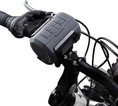 Venstar impermeable Altavoz Bluetooth, micrófono incorporado ...