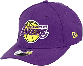 A NEW ERA Era Los Angeles Lakers 9fifty Stretch Snapback Cap NBA ...
