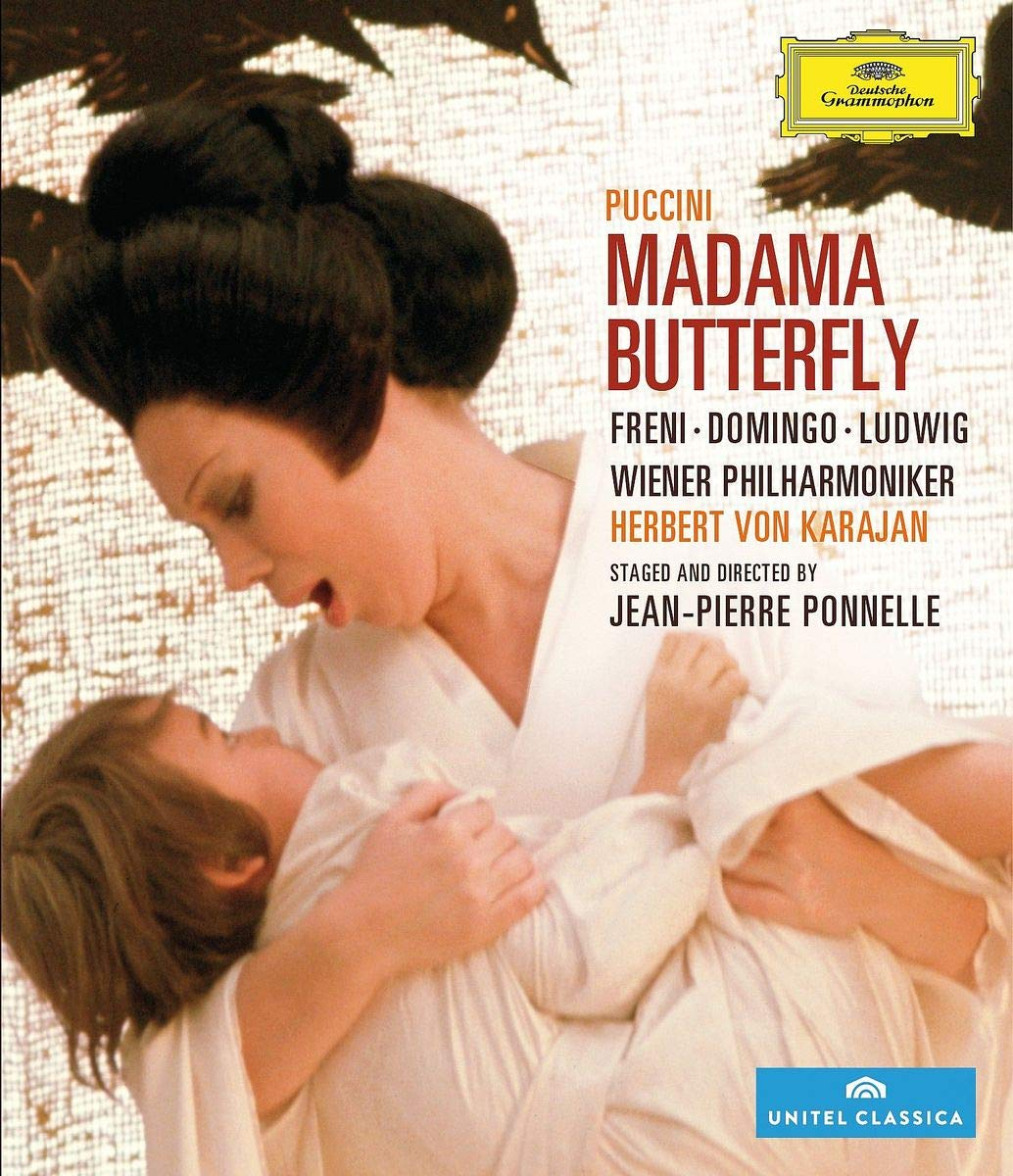 Amazon.com: Puccini: Madama Butterfly [Blu-ray]: Mirella Freni ...