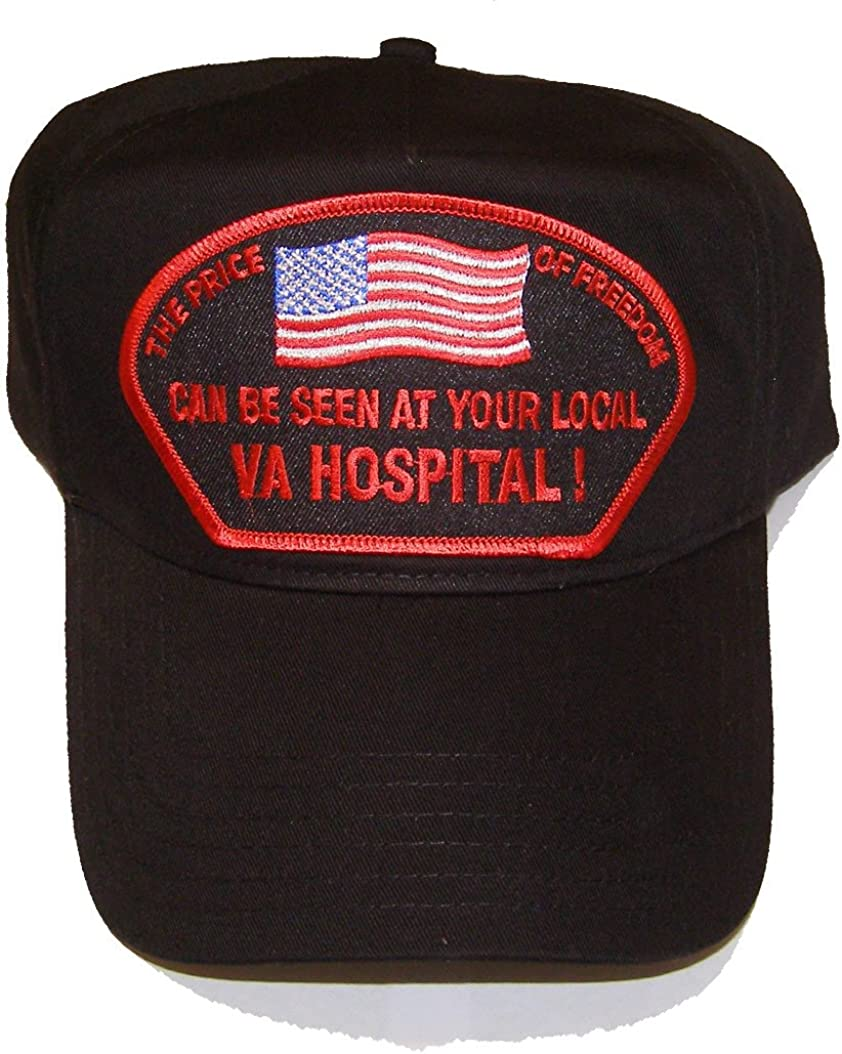 Hat Veteran Owned Business THE PRICE OF FREEDOM CAN BE SEEN AT YOUR LOCAL VA HOSPITAL