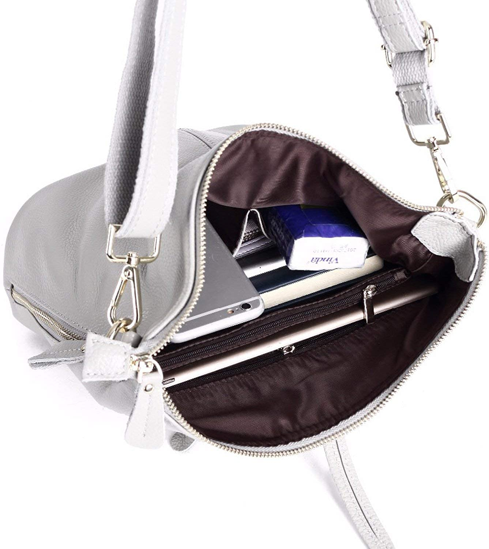 tthappy76 Leather Small WomenS Shoulder Bags Female Small Handbag Ladies Cross Body Beige Bag,Black