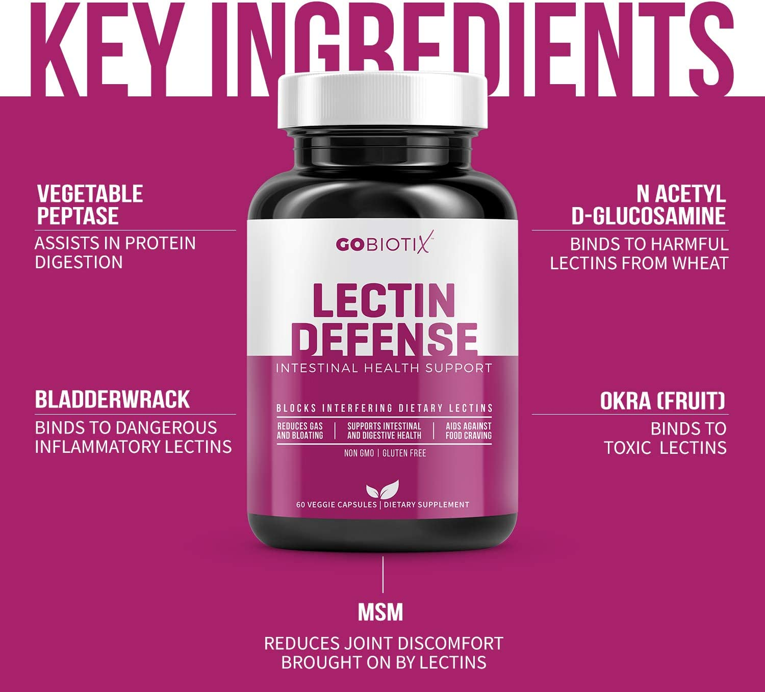 supplements for lectin free diet