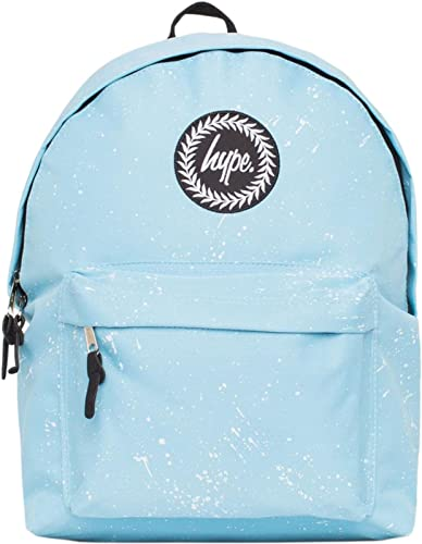 554e2a77b8 Hype Speckled Backpack Rucksack Bag Baby Blue White  Amazon.co.uk ...